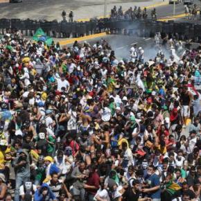 As marchas de junho de2013