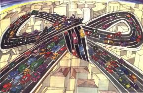 A mobilidade urbana: uma agenda inconclusa ou o retorno daquilo que nãofoi