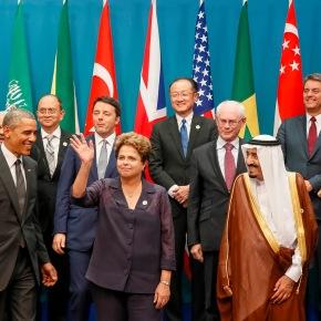 O papel do G-20 e os rumos do Brasil na reestruturaçãomundial