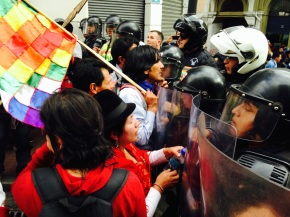 Ecuador: Defending the CONAIE beyond Its House