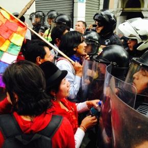Ecuador: Defending the CONAIE beyond ItsHouse